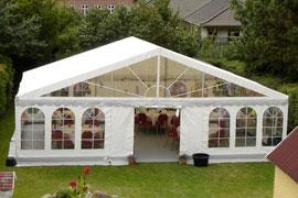 9 meter brede telte