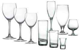Standard glas
