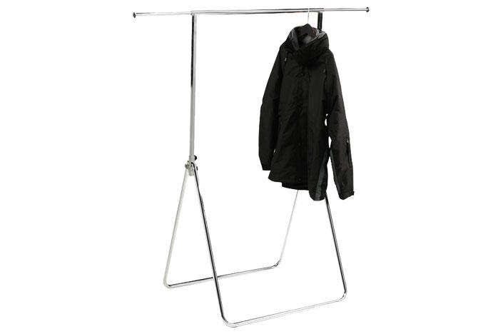 Garderobe stander garderobe garderobe fra festudstyr for Garderobe stander