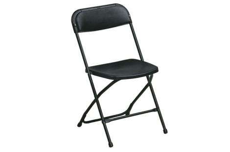 Klapstol uden polster