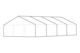 9 x 12 meter telt - ca. 88 til 108 personer