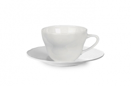 Victoria kaffekop og underkop